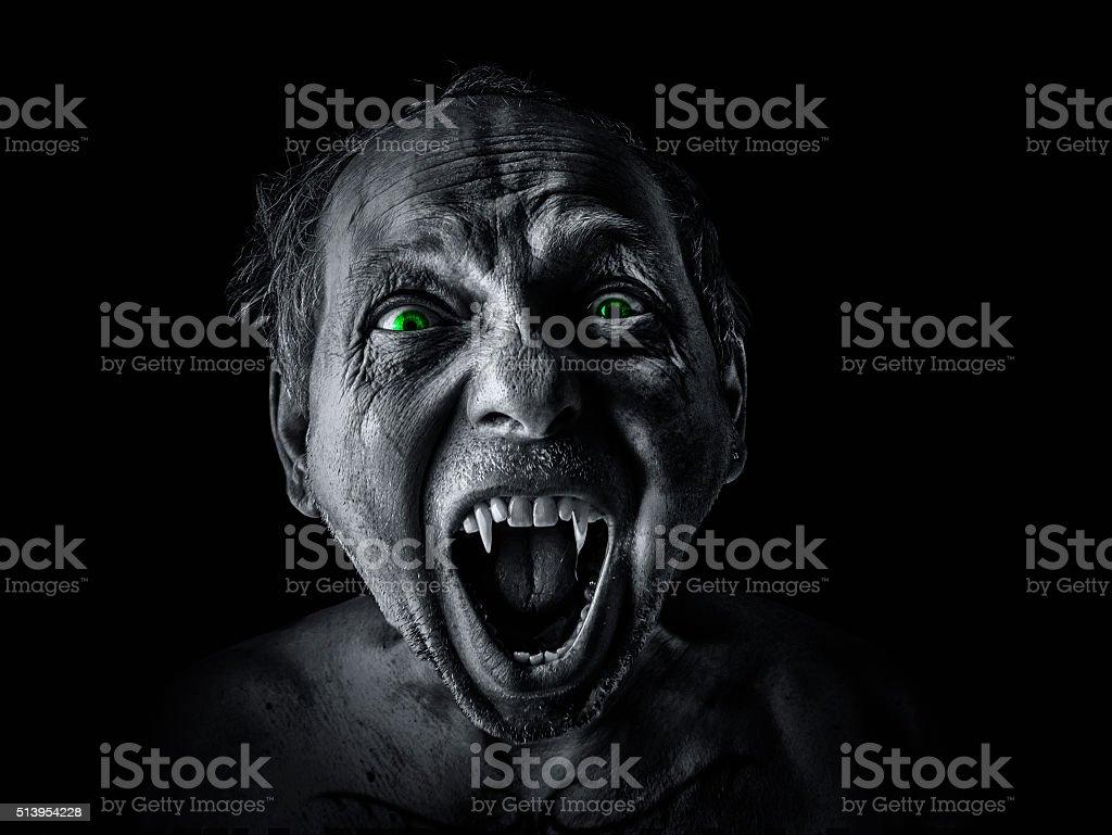Vampire stock photo