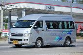 Van of Good Season Travel