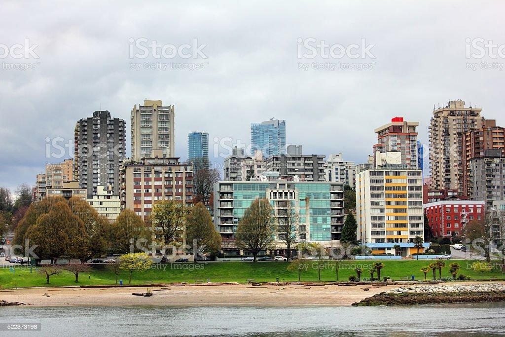 Vancouver, B.C. stock photo