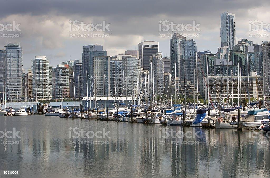 Vancouver, British Columbia, Canada stock photo