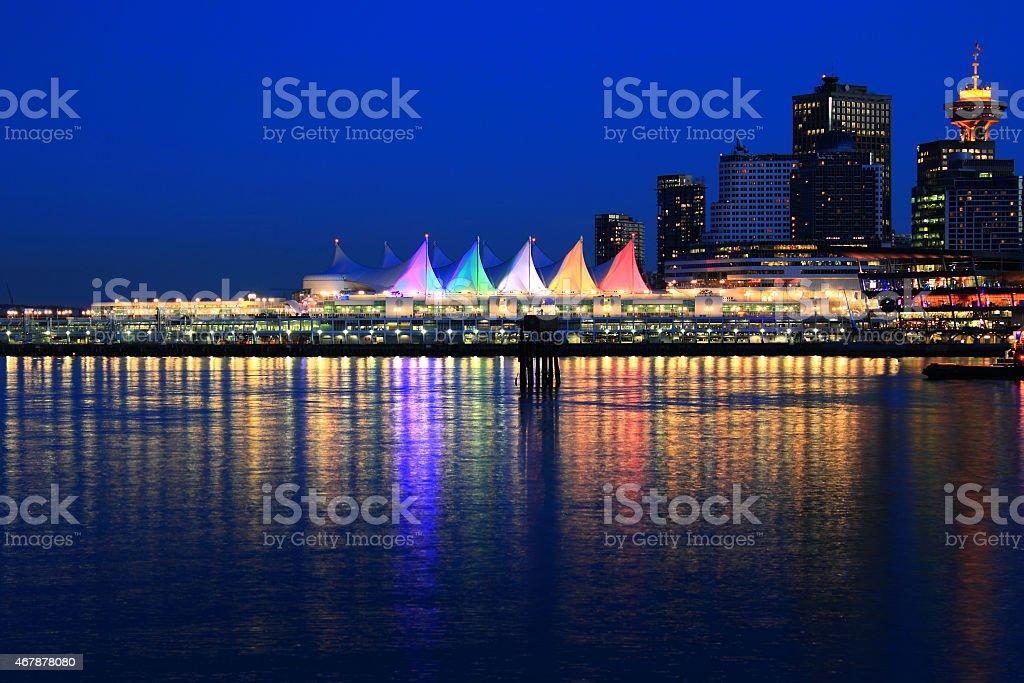 Vancouver, British Columbia stock photo