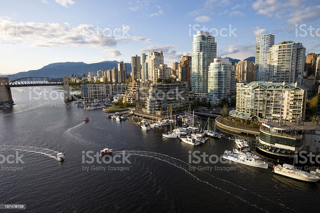 Vancouver, Canada royalty-free stock photo