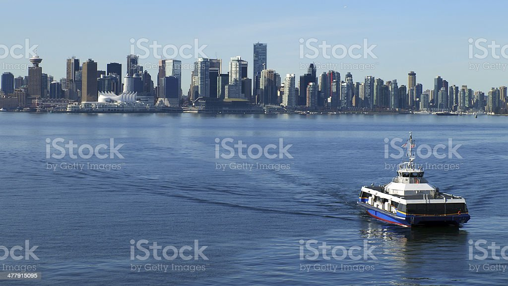 Vancouver Canada royalty-free stock photo