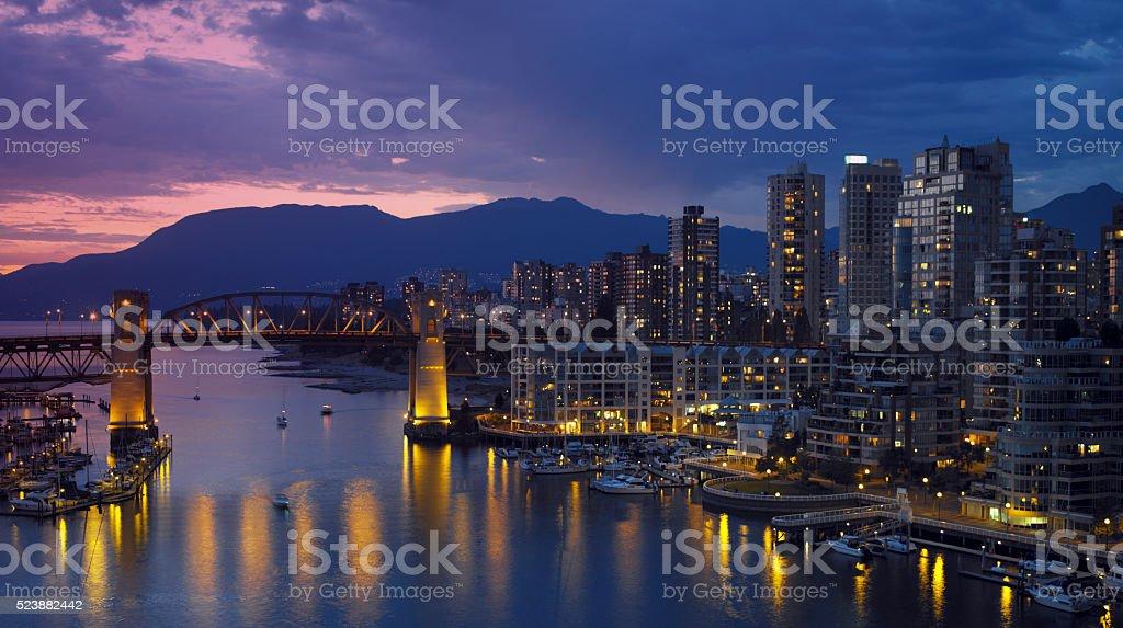 Vancouver - Canada stock photo