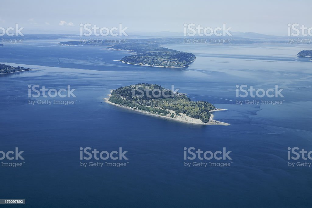 Vancouver Islands royalty-free stock photo