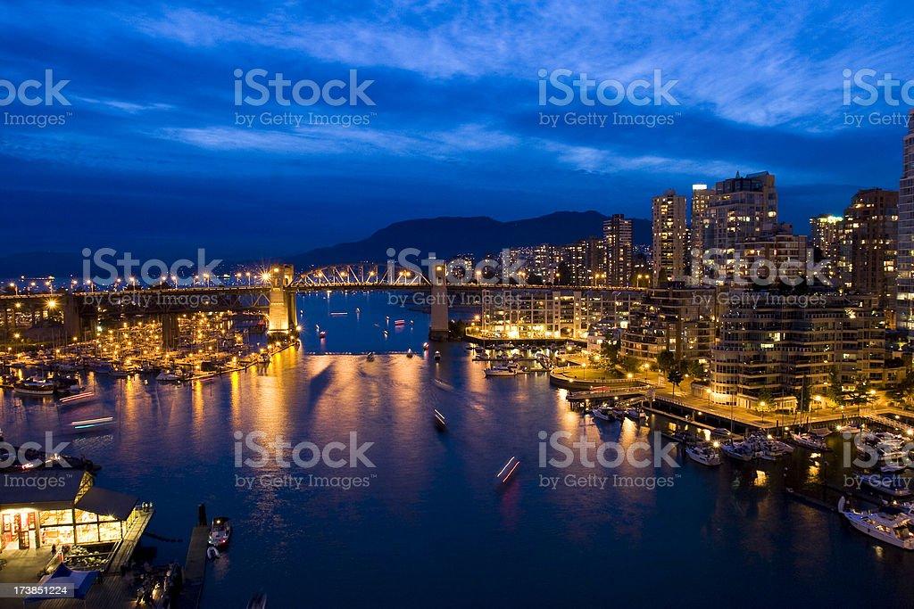 Vancouver. stock photo
