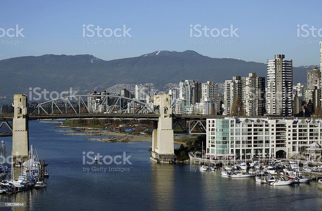 Vancouver Series stock photo