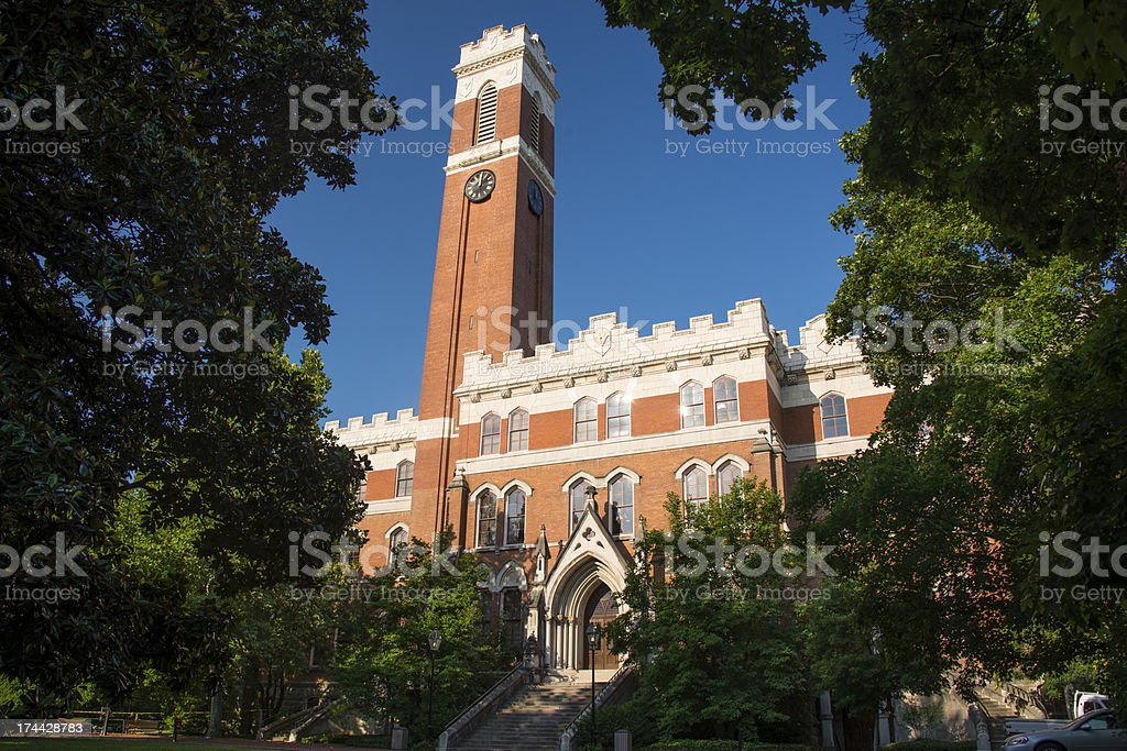 Vanderbilt University stock photo