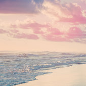 Vanilla sky and the Indian ocean