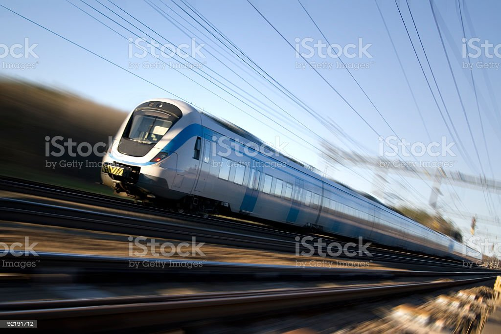 Vanishing stock photo