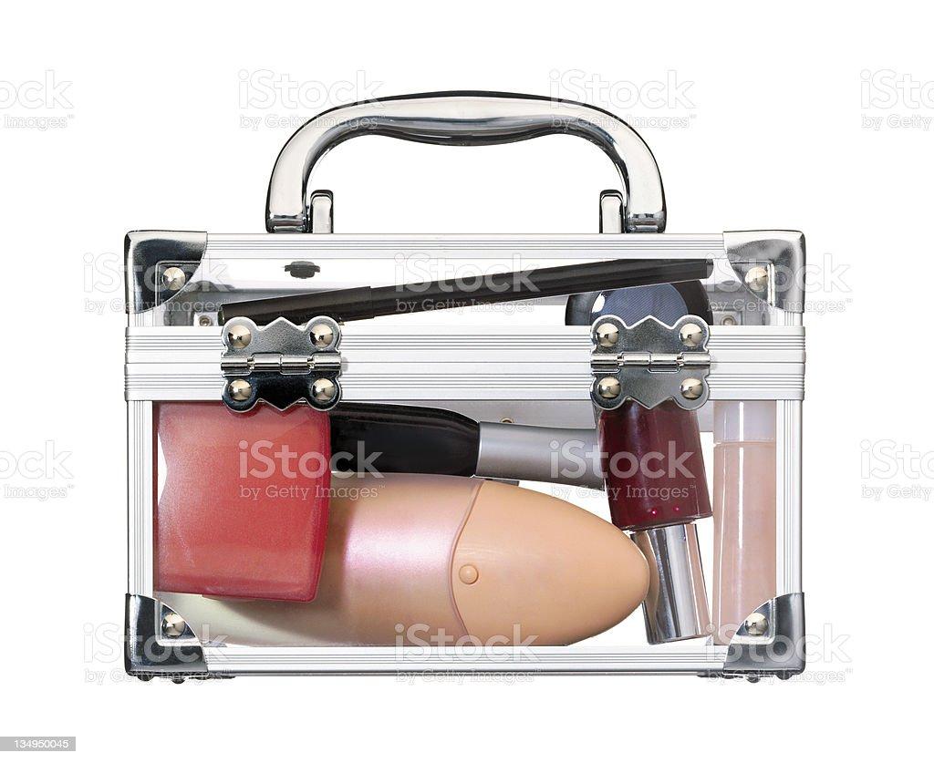 Vanity case stock photo