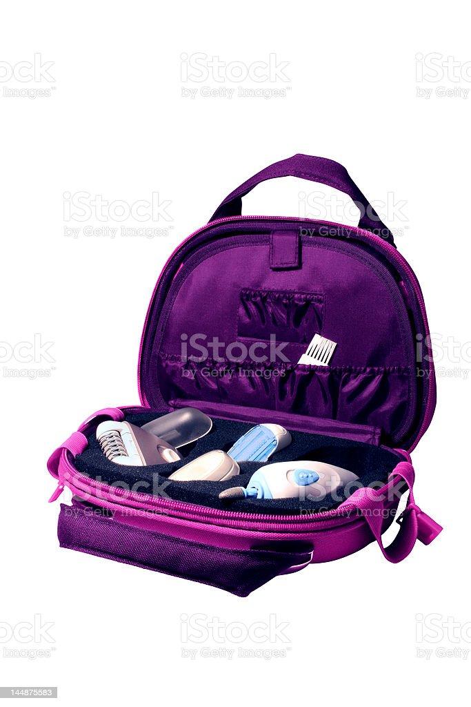 vanity case royalty-free stock photo