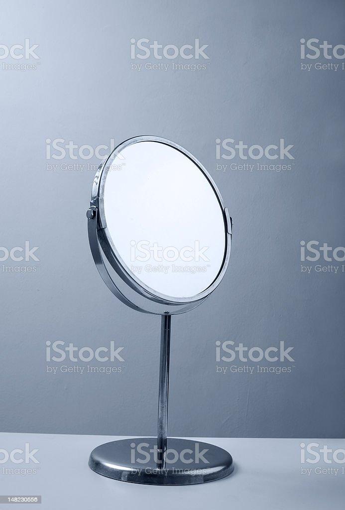 Vanity Mirror stock photo