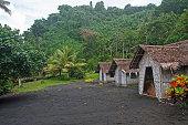 Vanuatu village