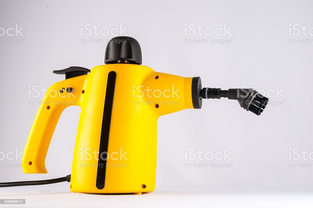 Vapor Cleaning Machine stock photo