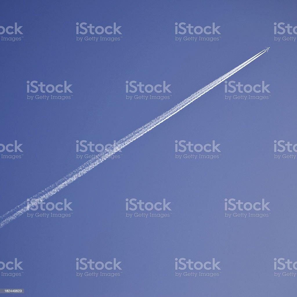 Vapor stripes # 6 royalty-free stock photo