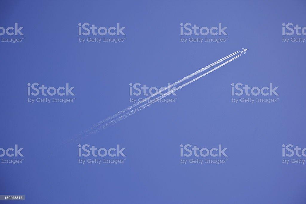 Vapor stripes # 10 XXXL royalty-free stock photo