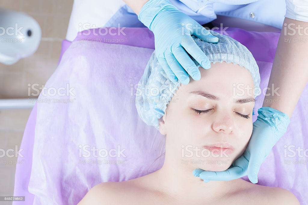 Vaporizer, stimulation of metabolic processes in tissues stock photo