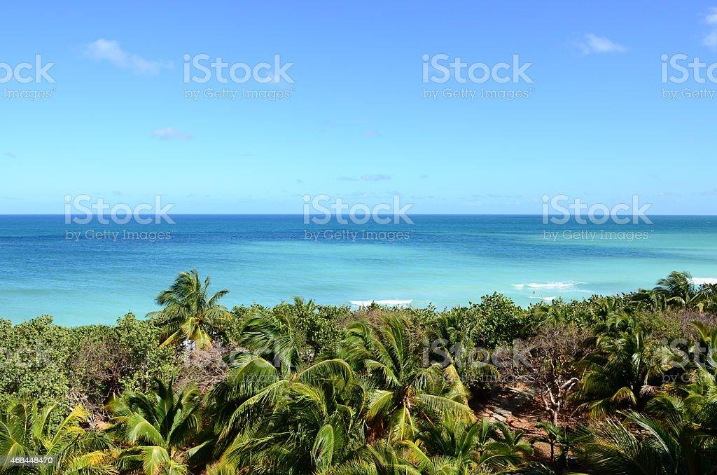 Varadero?Cuba stock photo