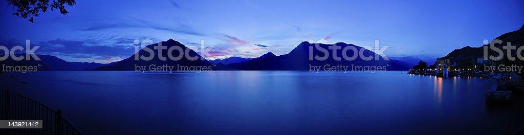 Varenna, Lago di Como royalty-free stock photo