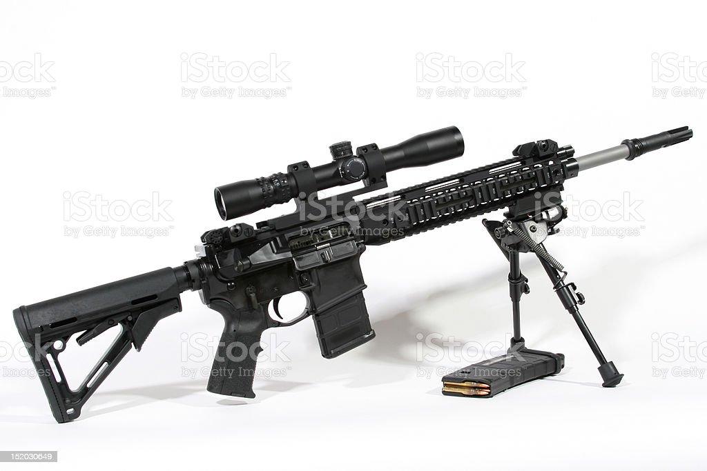 AR15 variant stock photo