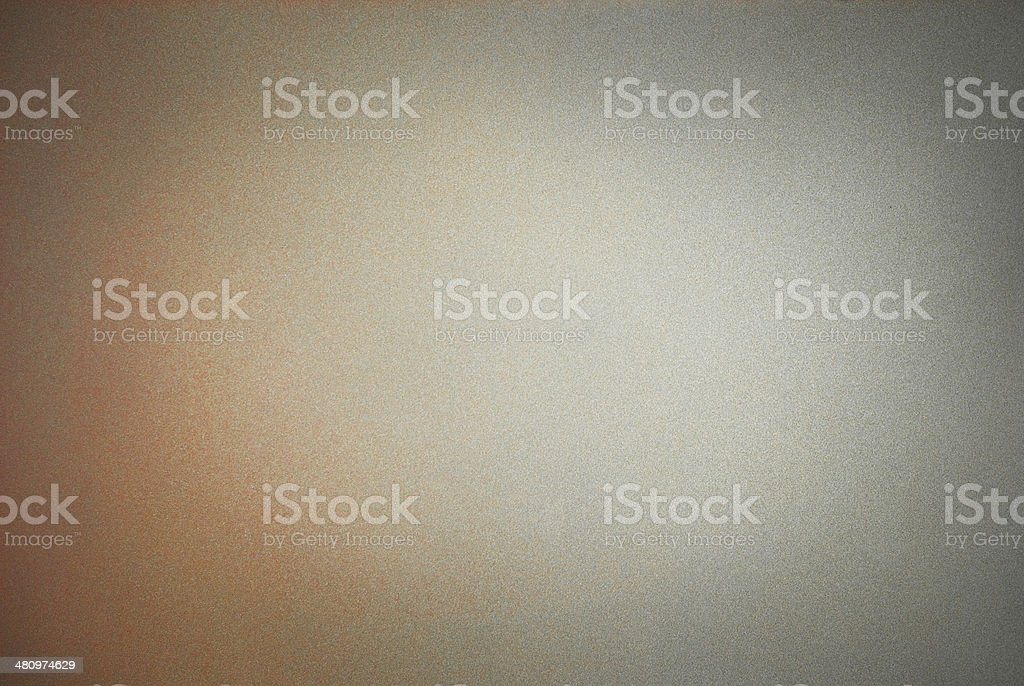 Variegated Orange Metallic Background stock photo