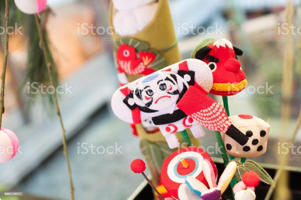 Variety of Kyoto stock photo