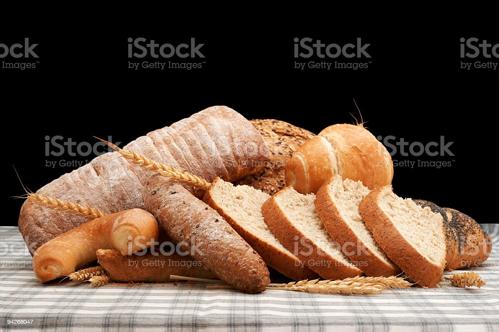 Various baking royalty-free stock photo