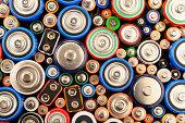 Various Batteries
