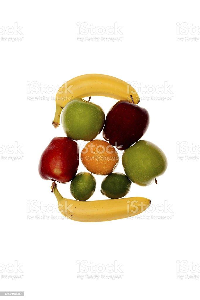 Various Fruit royalty-free stock photo
