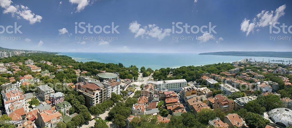 Varna Bulgaria stock photo