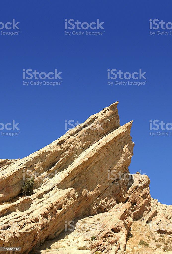 Vasquez Rocks, CA stock photo