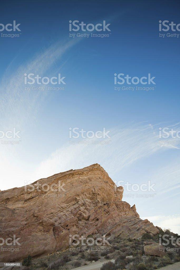 Vasquez Rocks stock photo