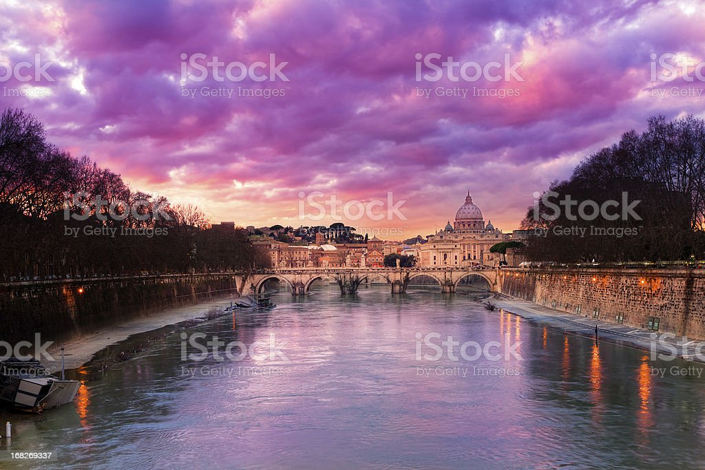 Vatican city royalty-free stock photo