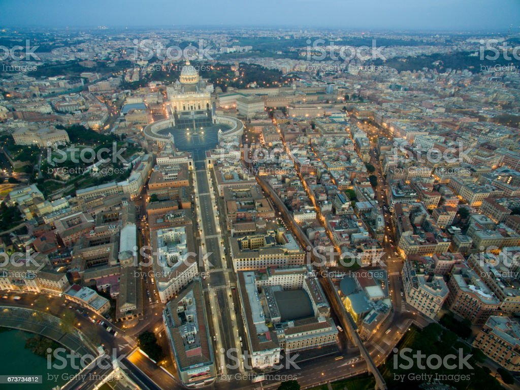 Vatican Italy stock photo