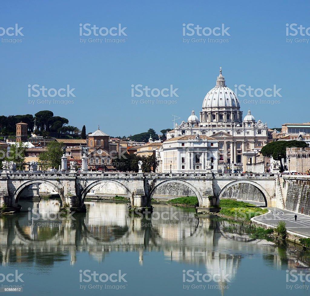 Vatican royalty-free stock photo