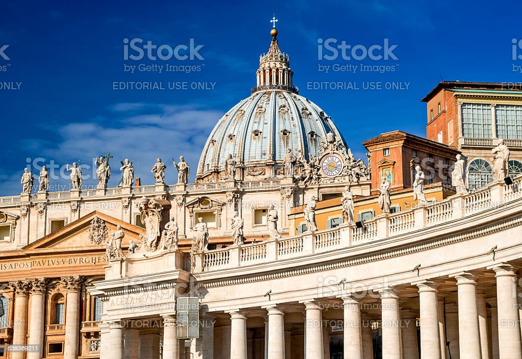 Vatican, Rome, Italy stock photo