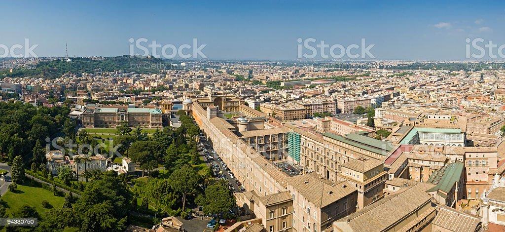 Vatican, Rome royalty-free stock photo