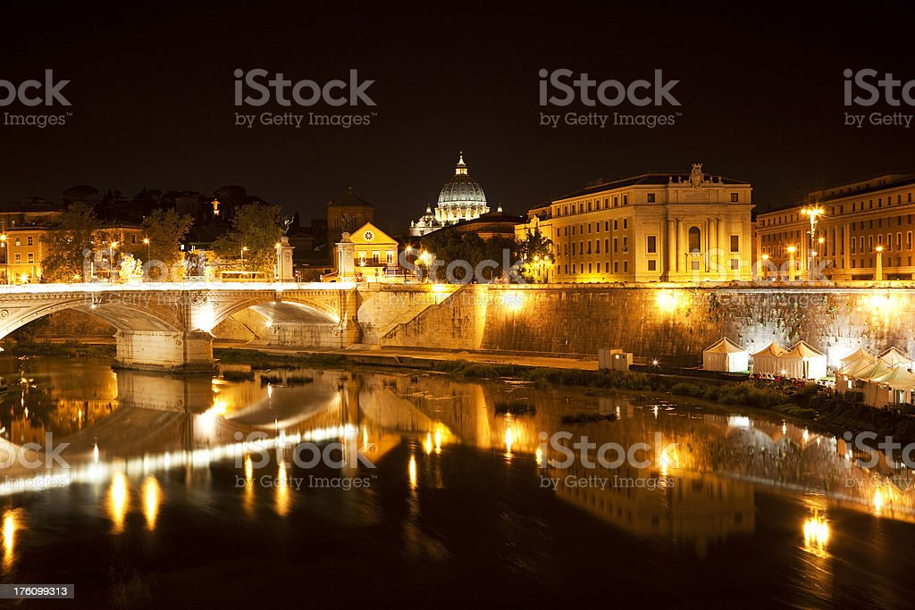 Vatican # 7 XXXL royalty-free stock photo