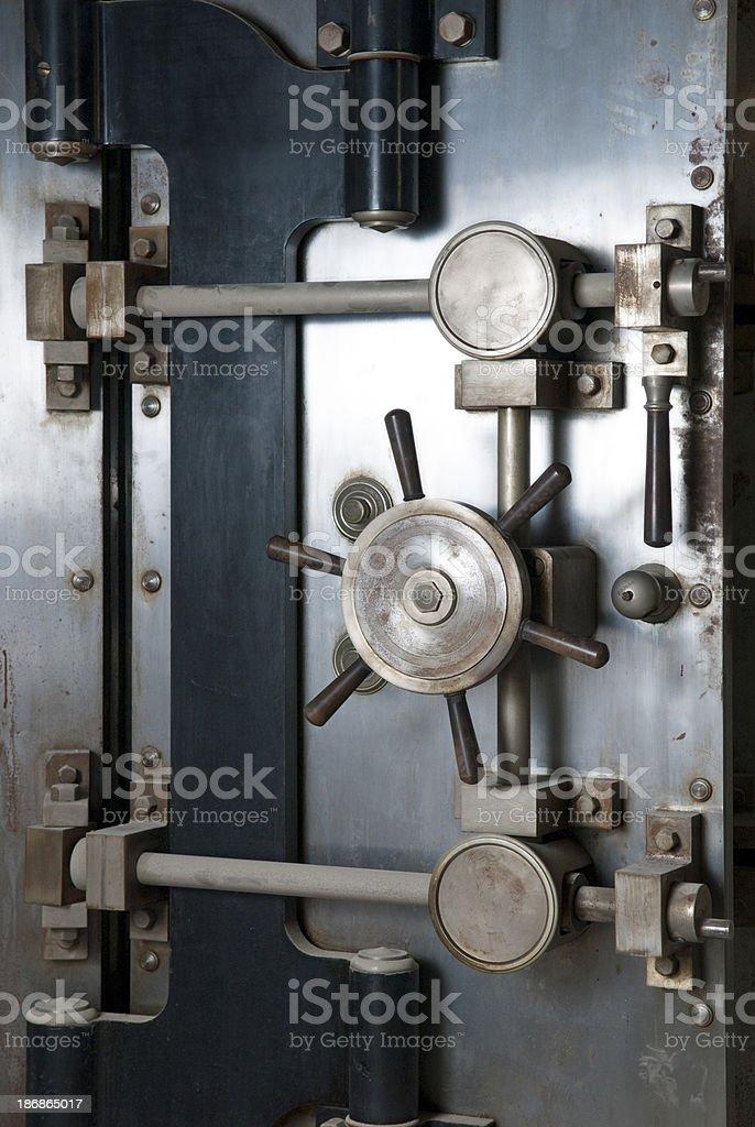 Vault Safe royalty-free stock photo