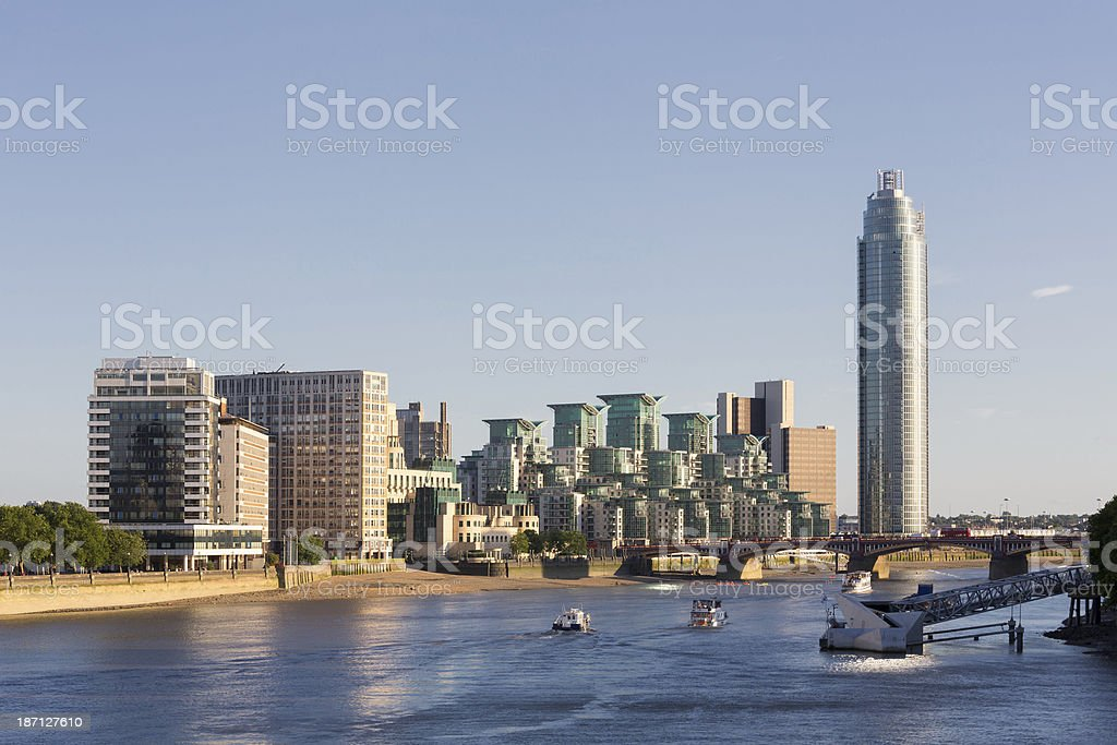Vauxhall stock photo