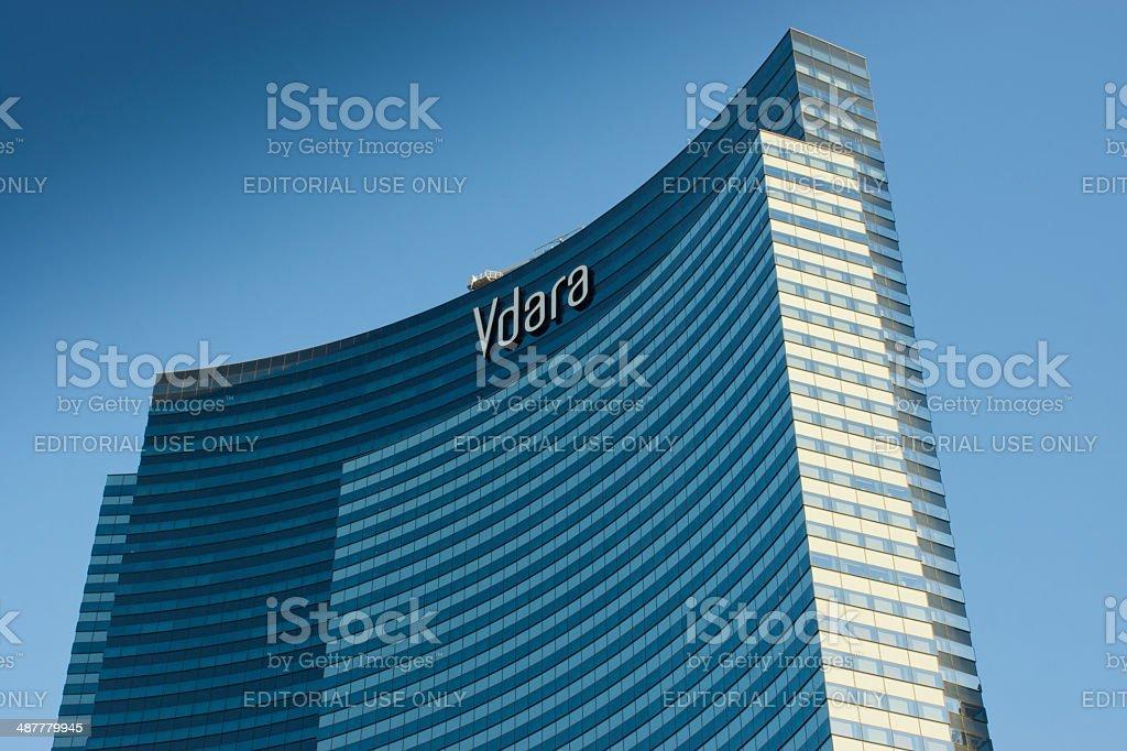 Vdara Hotel stock photo