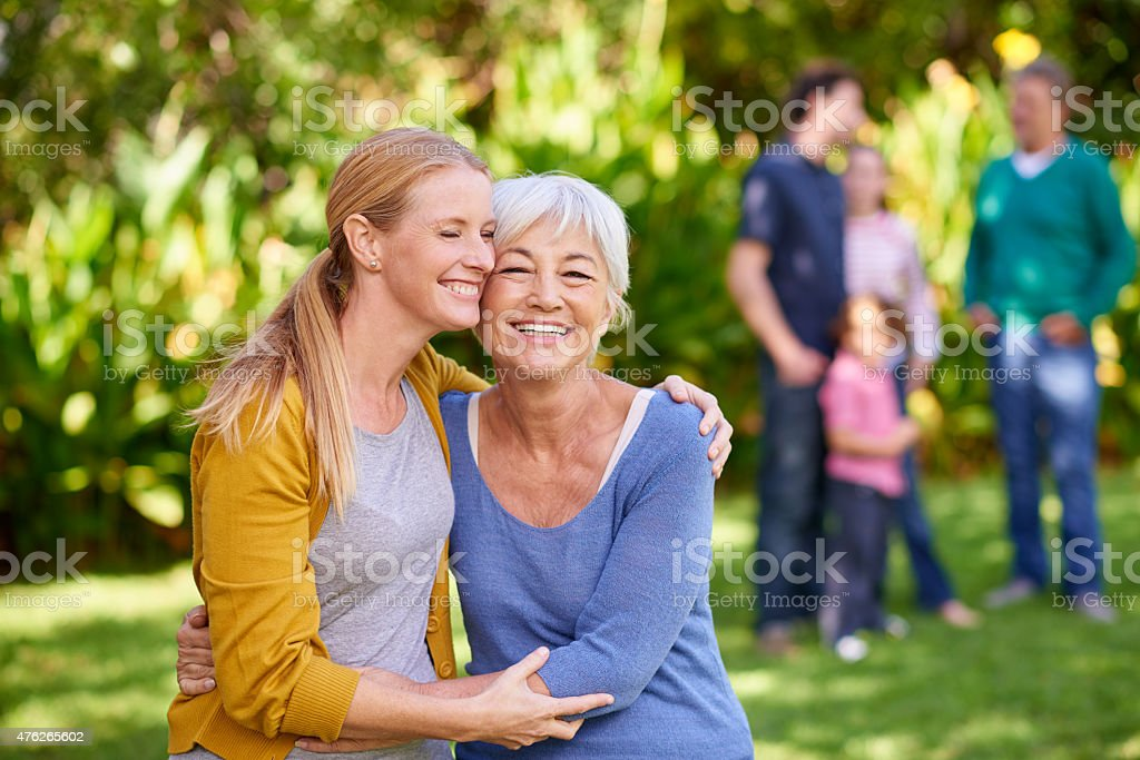 I've got big love for you stock photo