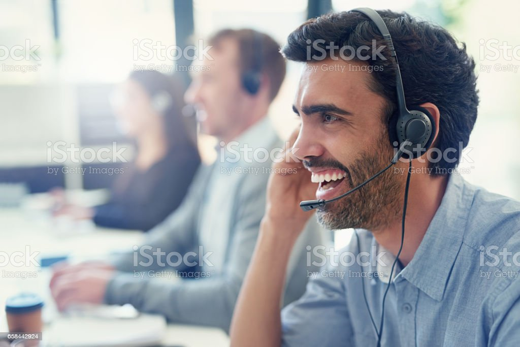 I've got just the solution for you stock photo