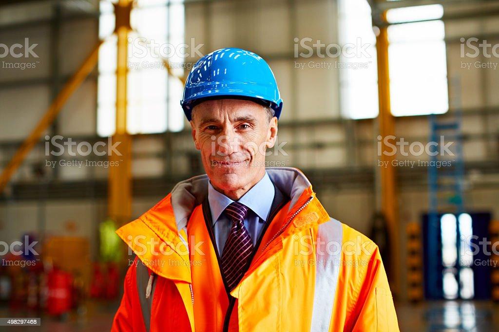 I've got this warehouse running stock photo