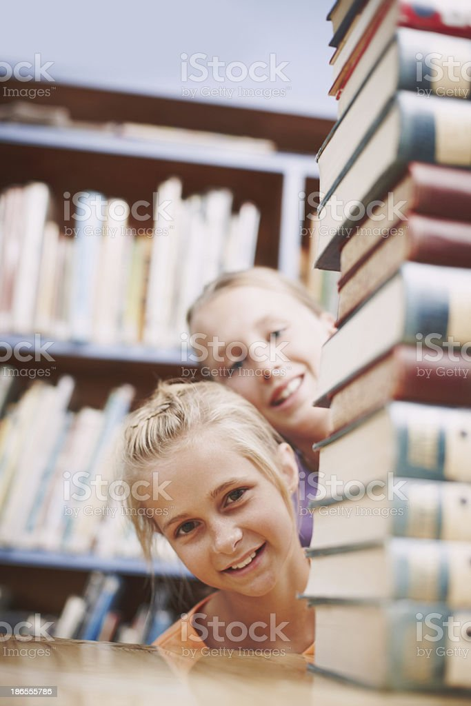 I've read all of these! royalty-free stock photo