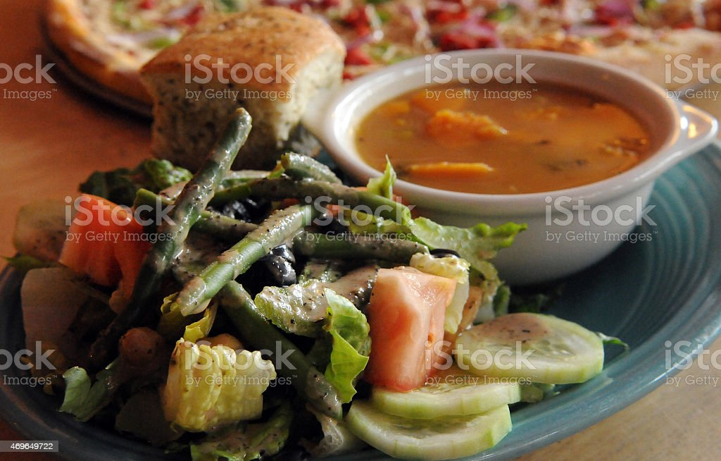 Veagan Combo Beginning stock photo