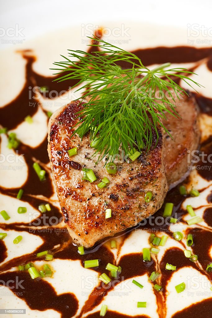veal royalty-free stock photo