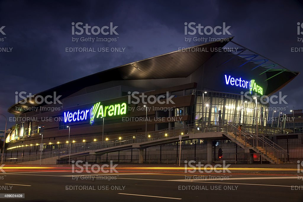 Vector Arena royalty-free stock photo