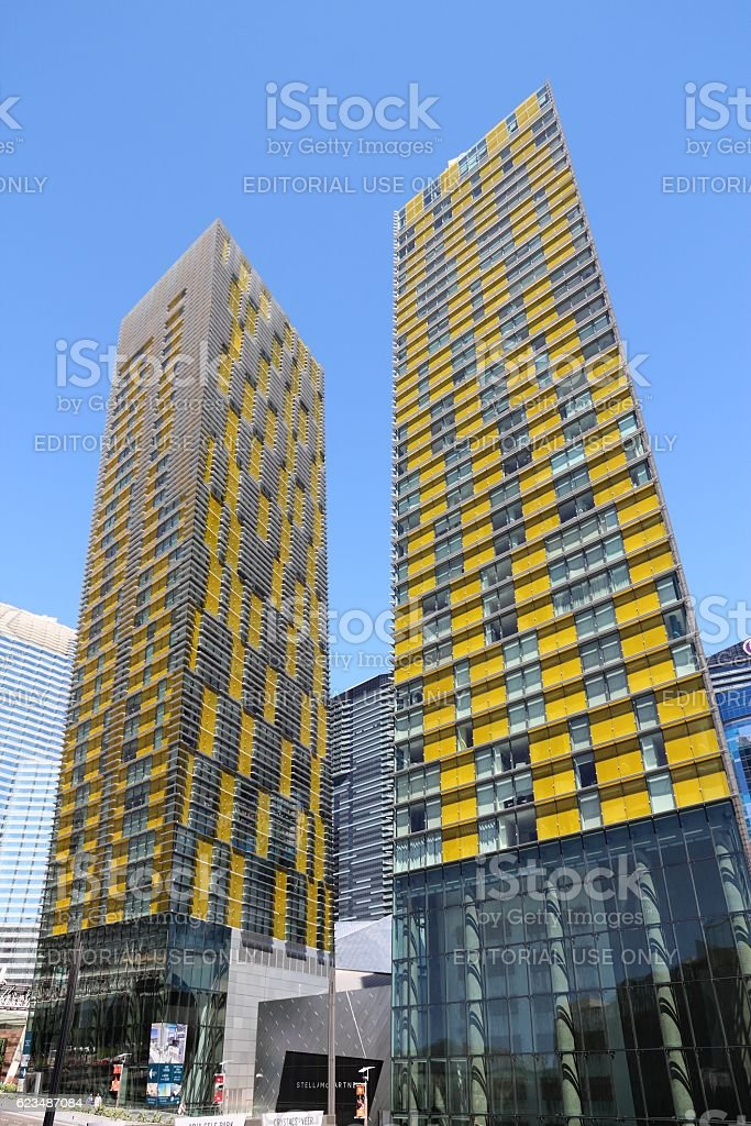 Veer Towers stock photo